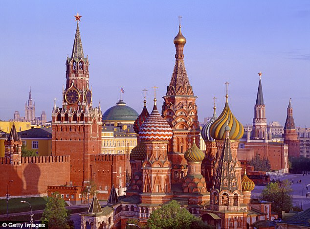 No evidence has been presented to back up vague assertions that it might be a tool of Moscow