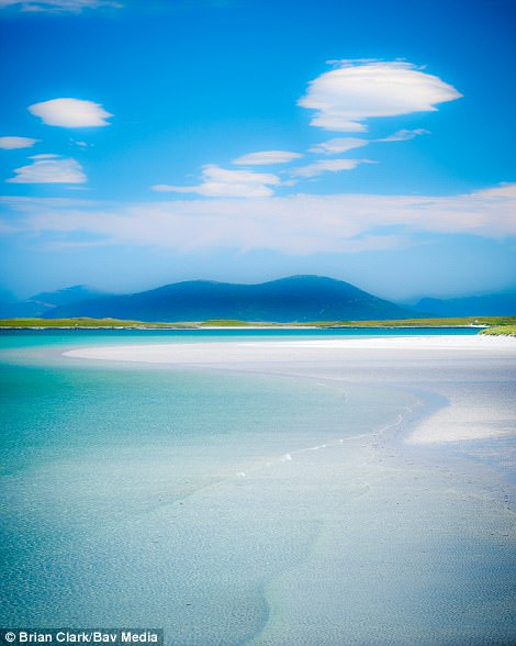 Clachan Sands by Brian Clark, from Fife