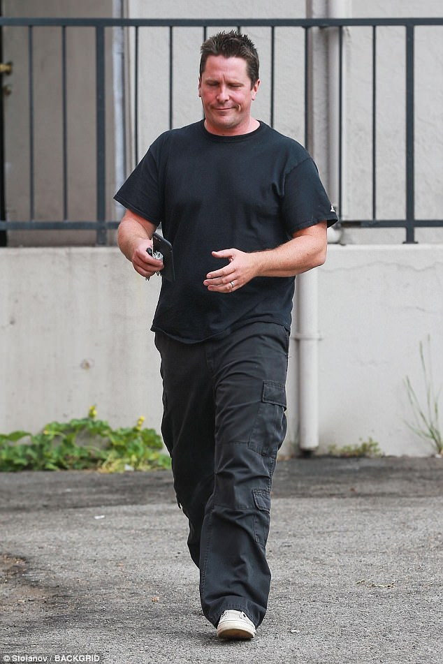 Body Christian Bale Fat