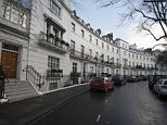 Houses in Egerton Crescent sold for 51 times the national average at £14.5 million over the last year