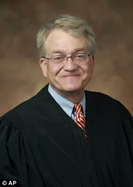 St. Louis Circuit Judge Timothy Wilson
