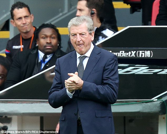 Roy Hodgson has insisted that he can keep Crystal Palace up and is ready for the challenge