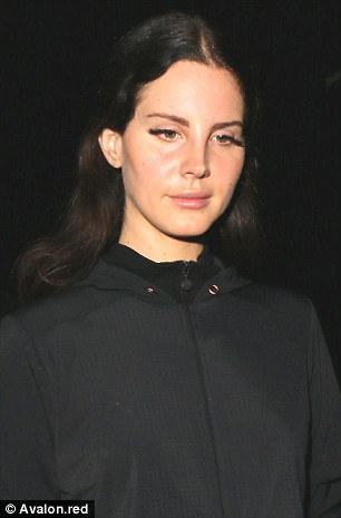 Lana Del Rey has split from her boyfriend.The Cherry singer began dating rapper and producer G-Eazy earlier this year, but they have now gone their separate ways