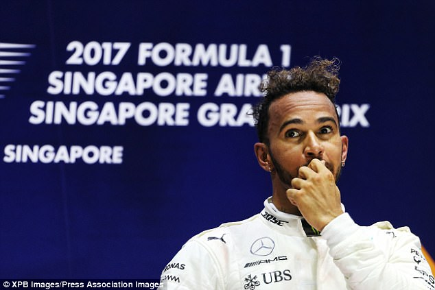 F1 workd champion Lewis Hamilton says he is trying to go vegan out of concern for the planet