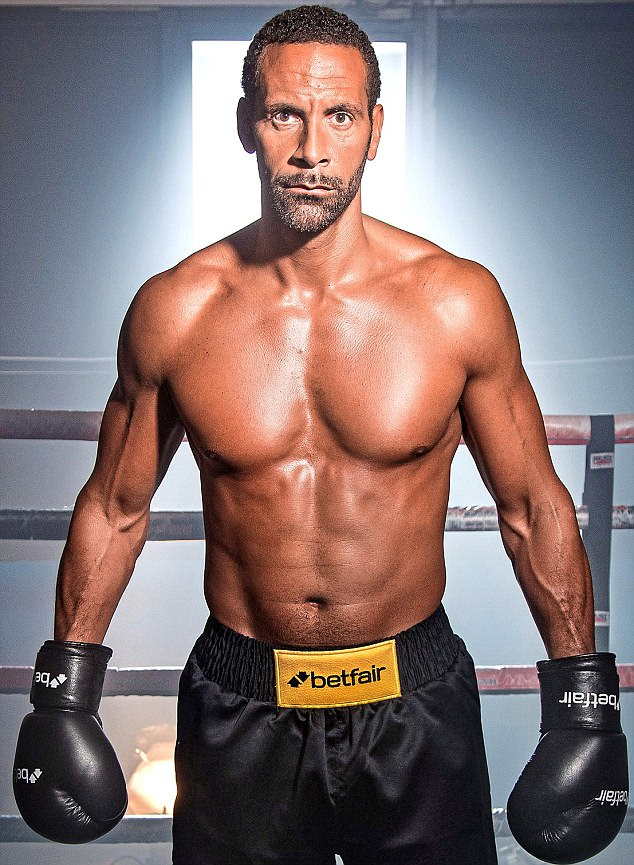 Rio Ferdinand Will Aim For Cruiserweight Division Daily
