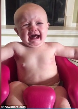 adorable utah baby stops