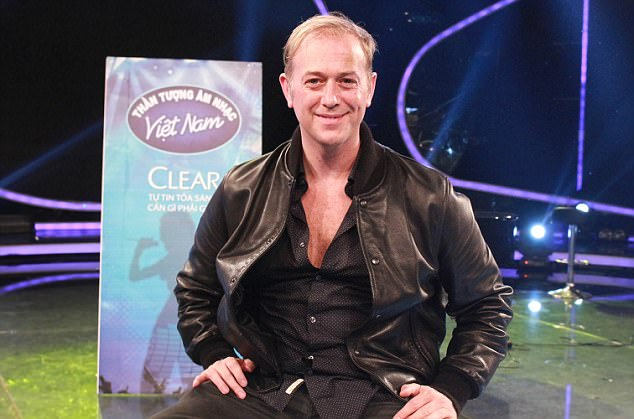 Ex-boyfriend Walton is reportedly a billionaire, having become successful in music after being squeezed out of Boyzone before they became famous. He is a judge on the Vietnamese version of Pop Idol