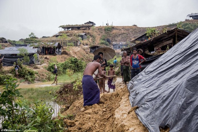 BySeptember 5, refugee storm hits Bangladesh. Within 11 days of the attacks, more than 120,000 Rohingya have flooded into Bangladesh, overwhelming the handful of ill-equipped refugee camps around Cox's Bazar