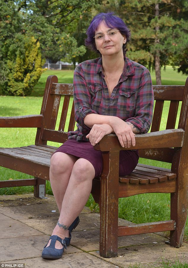 Mother-of-two Maria MacLachlan, who describes herself as a 'gender critical feminist', was attacked at Speakers' Corner in Hyde Park