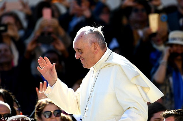 Image result for Pope Francis in Lima as excitement builds