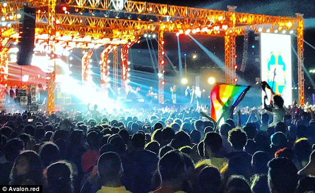 Egypt carries out anal examinations on people suspected of being gay to determine whether they have had anal sex. Some 33 people have been arrested since an LGBT indie group performed, in a crackdown on the homosexual community in the conservative Muslim country