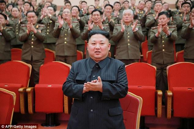 Horrific North Korean Propaganda Paintings Daily Mail Online
