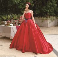 Disney-inspired gowns let brides become princess for day ...