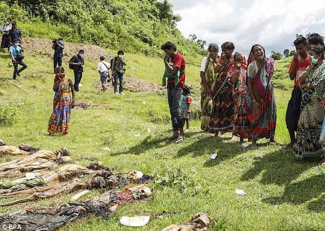 Myanmar authorities have accused Rohingya of violence against Buddhists and Hindus in Rakhine state, as well as attacking police