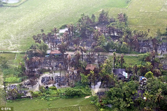 Relatives of the dead have blamed theArakan Rohingya Salvation Army, a militant arm of associated with the Muslim sect, of carrying out the killings