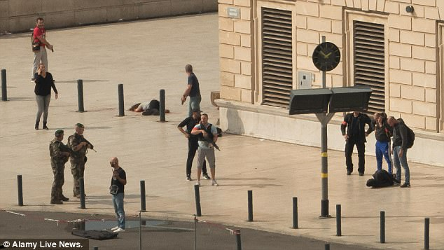 After the stabbings in Marseille, anti-terror prosecutors said they had opened an investigation into