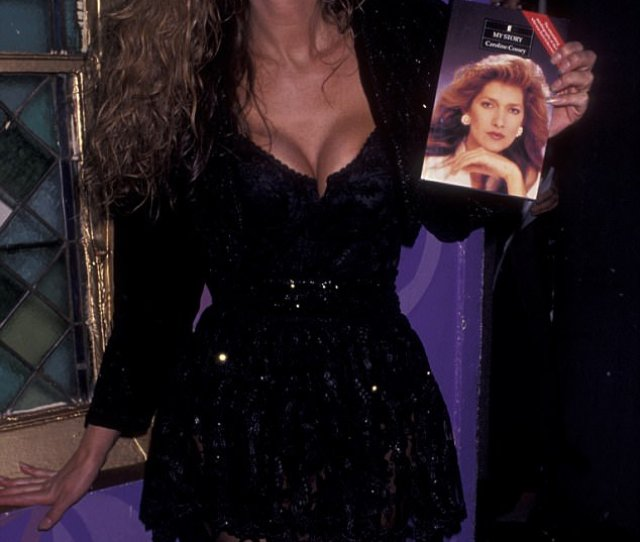 Former Bond Girl Caroline Cossey Who Was Outed As Transgender After Her Starring