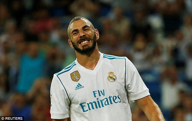 It is virtually impossible to envisage any club spending ¿1bn on striker Karim Benzema
