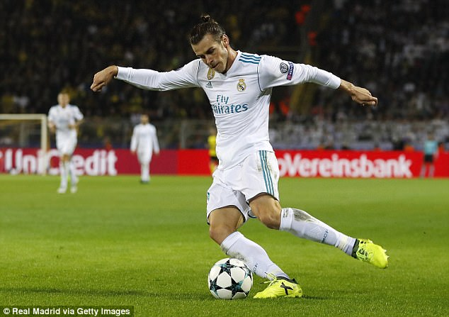 Gareth Bale is among a number of Real players with¿500m transfer release clauses