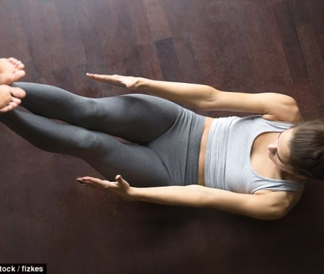 Leg Ups Are Great Exercises For Tightening Your Vagina But You Must Not Bend At