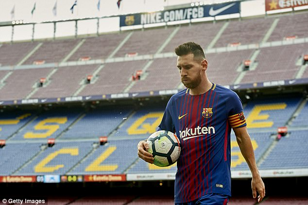 Lionel Messi's contract says he is available for¿300m - but the reality is probably different