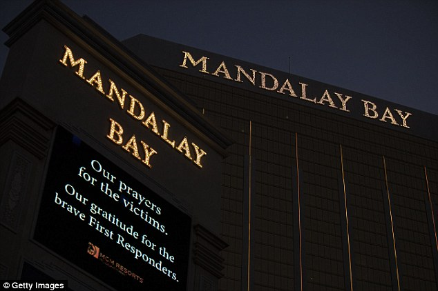 The Mandalay Bay hotel has not commented on its security protocol since the shooting