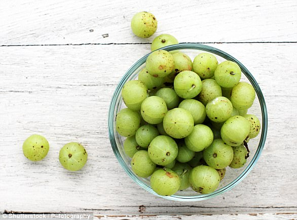 Indian Gooseberry is renowned for its anti-cancer fighting properties (stock photo)