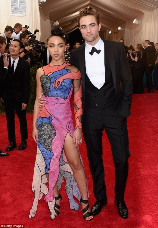 It's over! Robert Pattinson and FKA twigs have reportedly split, just three months after the actor claimed they were 'kind of' betrothed due to 'drifting apart'