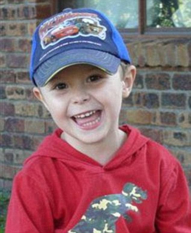 Tyrell Cobb, 4, died on the Gold Coast in May 2009 from internal bleeding and stomach injuries caused by blunt force trauma