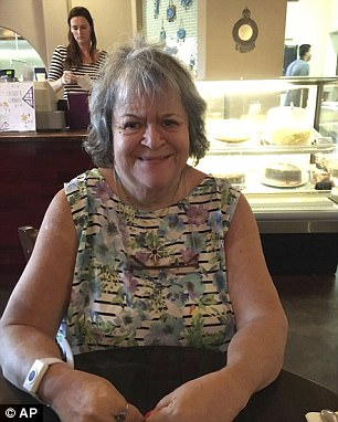 Linda Tunis, 69, died early Monday after the wildfires, which first ignited Sunday, struck her home in Santa Rosa, Northern California
