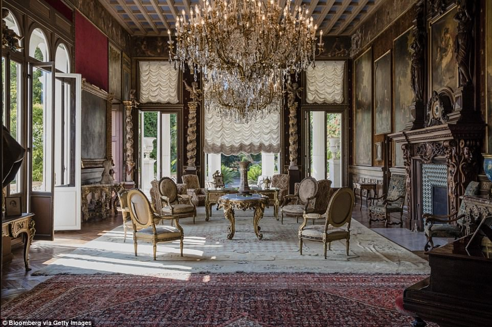 Worlds most expensive house on Cote dAzur costs 315m  Daily Mail Online