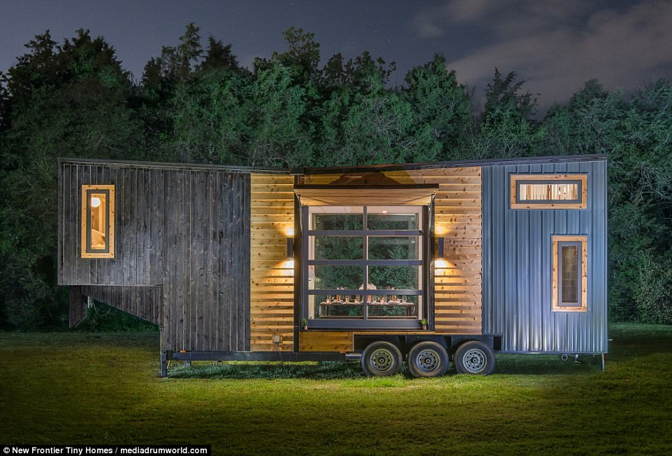 Look Inside Tiny Houses