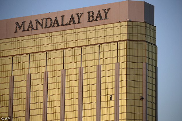 Campos'  disappearance came just hours after MGM Resorts International, which owns the Mandalay Bay, disputed the official timeline of the massacre