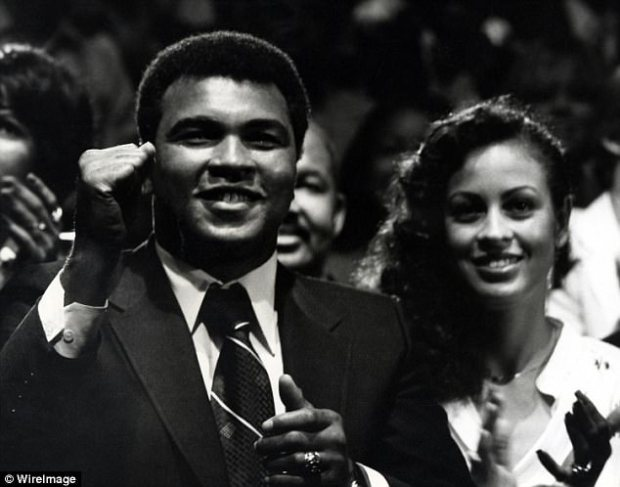 Ali and Porche began an affair while the boxer was still married to his second wife