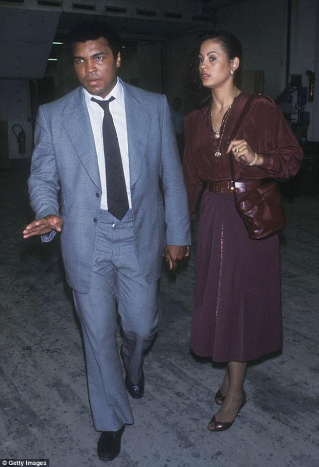 Ali's sexual appetite was so voracious that his second wife said he was an addict