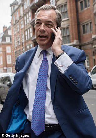 Former Ukip leader Nigel Farage has taken out a new mortgage on his  £600,000 Kent