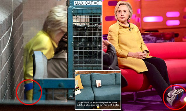 Clinton 'very apologetic' after missing BBC interview