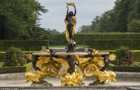 Blenheim palace's Fountain is returned to former glory ...