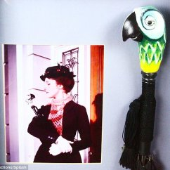 Sofa Arm Table Australia Kelly Mary Poppins Carpet Bag Auction - Vidalondon