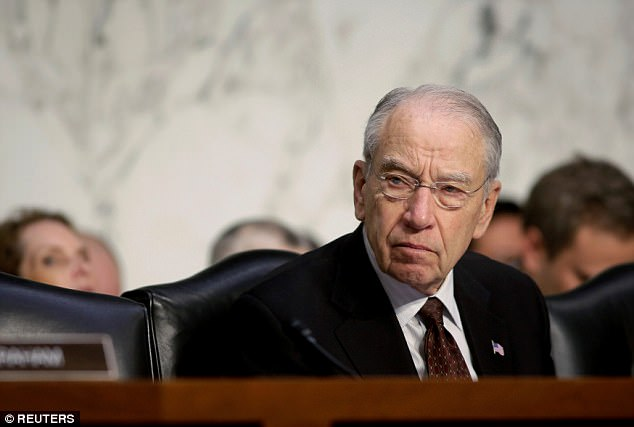 Senate Judiciary Committee Chairman Chuck Grassley, R-Iowa, is trying to get to the bottom of the Russian uranium deal. He finds it suspicious that involved parties had donated to the Clinton Foundation