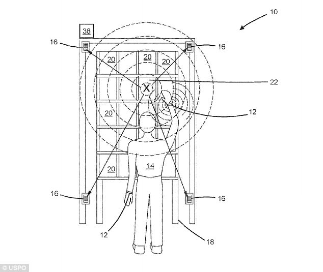 Amazon patent reveals designs for ultrasonic wristbands