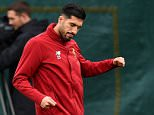 Liverpool star Emre Can dismisses commitment issues