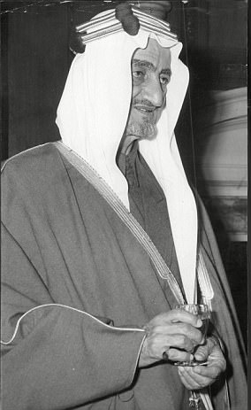 King Faisal worked to modernise life in Saudi Arabia until his assassination in 1975