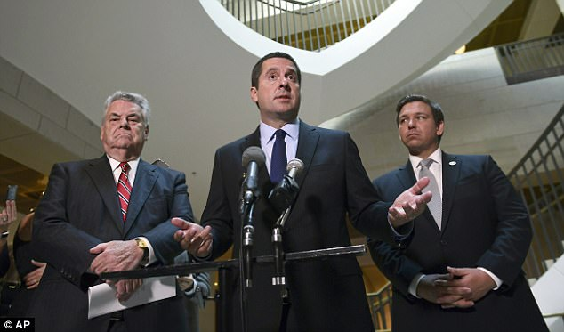 Two House committees announced a probe Tuesday of a uranium deal that the Obama administration approved while company at the center of the charges was reportedly under investigation by the Department of Justice, Devin Nunes, the Republican who heads the House Intelligence Committee, said on Tuesday