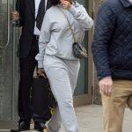 Rihanna Looks Quite Heavy In New York City