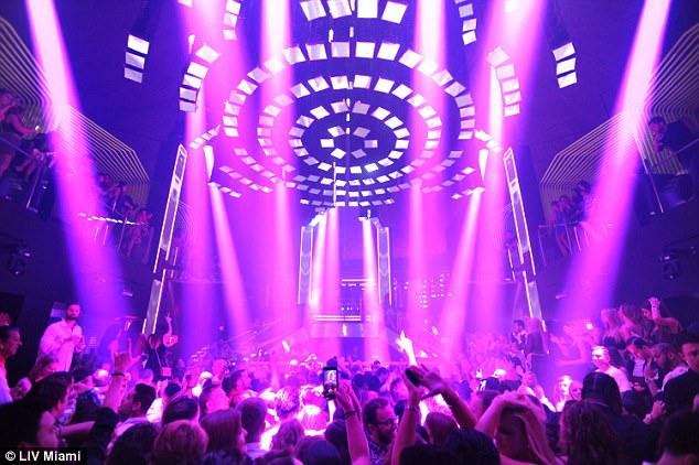 The glamorous Liv Miami is regarded as one of the top nightlife venues in the world
