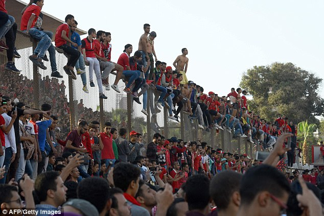 Al Ahly are one of the biggest and most successful teams in Africa with a massive fanbase