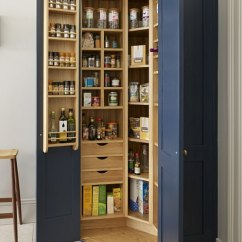 Free Standing Kitchen Larder Cupboards Best Remodeling Company Houzz Uk Reports A Huge Rise In 'pantry Porn' | Daily Mail ...