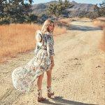 Julia Roberts,50 Stuns For InStyle magazine