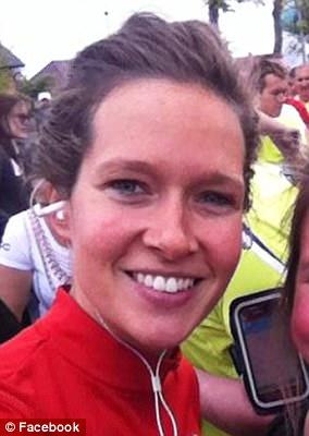Belgian tourist Ann-Laure Decadt, 31,